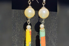 Misc. 1 With handmade paper beads