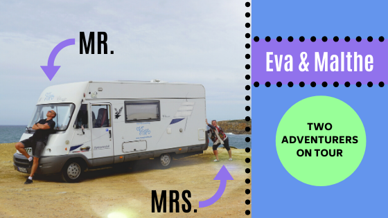Eva & Malthe – Two adventurers on tour